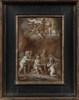 Pieter van Avont, 'Engelen nemen het Kruis ten Hemel op'