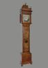 An Amsterdam Longcase klok, Pieter Klok, 1710
