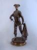 Een bronzen beeld Toreador Spada Matador Pierre Jules Mêne - Pierre Jules Mêne