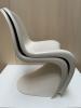 Verner Panton, two S chairs 1977 by Herman Miller/Fehlbaum - Verner Panton