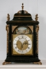 A Fine 18th Century Bracket Clock by Thomas Grinnard, No. 12, automaton, London ca. 1780