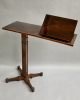 A Charles X music or reading stand