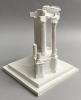 Schaalmodel Vesta tempel