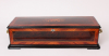 A large Swiss rosewood sublime harmony cylinder music box by Paillard, circa 1890