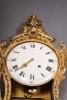 A Swiss Louis XVI 'vernis Martin' musical bracket clock on wall bracket, dated 1784