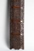A  Dutch walnut mangle board