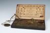 A German weights box