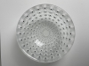 Rene Lalique Clear and Frosted Glass Nemours Bowl - René Lalique