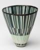 Mieke Everaet, Vessel shape. Porcelain, colored, cut and assembled. - Mieke Everaet