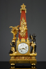 French Louis XVI pendule after a design by Vion