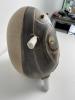 Adri Baarspul, eivormig sculptuur met menselijke uitdrukking - Adriana Catharina Baarspul