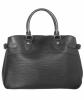 Louis Vuitton Black Epi Leather Passy Tote - Louis Vuitton