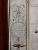 A Dutch mahogny inlaid contra-bakbarometer, J. Stopanni Amsterdam, circa 1800