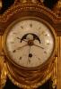 M45 Louis XVI mantel clock, ca 1780, signed: Thomas à Paris