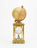 Year running 4 glass mantel clock
