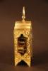C14 Pendule d'Officier quarter strike 2 bells Grand Sonnerie on repetition