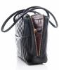Chanel Black Chevron Quilted Leather Shoulder Bag - Chanel
