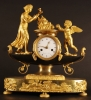 M09 Nice mantle clock