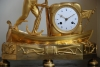 M156 Gilt bronze French Directoire 'genre clock'