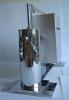 M75 Chrome Electric Mantle Clock