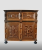 Dutch renaissance cupboard, a so called