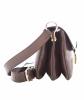 Céline Vintage Brown Leather Shoulder Bag - Celine