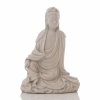 Chinese 'Blanc de Chine' seated Guanyin