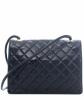 Chanel Blauwe Vintage Schoudertas - Chanel