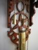 DW06 Iepenhouten Staartschippertje met verhoogde timpaankap