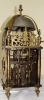 LA10 One hand lantern clock