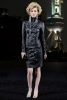 Pre-Fall 2010 Shanghai Collection Runway Chanel Leather Camelia Skirt - Chanel