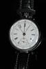 WAT09 Antique Ratrappante chronograph wristwatch