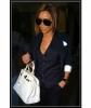 Hermès White Clemence Leather Birkin 35 - Hermès