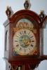 DW32 Frisian Wall clock 'Spinnekopje' with rocking shipps automaton.