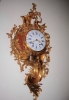 W11 Large and important Louis XV 'Cartel' clock