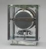 M184 Reutter chrome Atmos, no 5626, 5 glasses, France