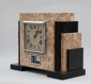 M158 French marble Reutter Atmos mantel timepiece