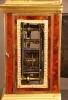 BR21 Miniature 'Religieuse' pendulum clock