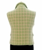Chanel Green Tweed Vest 96P - Chanel