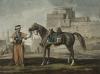 Carle Vernet: 'Mammeluk met Paard' en 'Gevecht tussen Huzaar en Mammeluk'