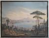 Pair Grand Tour views of Naples