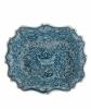 Een Blauw - Wit Delfts Aardewerk Diepe Rechthoekige Kom - De Porseleine Lampetkan