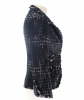 Chanel Black Fantasy Tweed Boucle Blazer 08C - Chanel