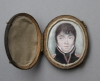 Miniatuurportret