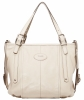 Tod's Ivory Leather G-Bag Tote - Tod's