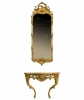 A Louis XV Mirror