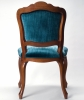 A Very Exceptional Set Rococo Dining Chairs