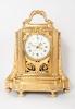 Very Unusual High Quality Early Louis XVI Traveling Clock, circa 1770