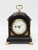 A miniature English table clock with silent escapement, Holliwell & Son, circa 1800