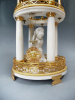 A rare Louis XVI mantel clock,  'pendule à cercles tournants', by Antoine Coliau à Paris. Circa 1780.
